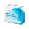 Bausch & Lomb PureVision 2 HD 6 cocek -1,25