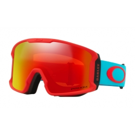 OAKLEY LM XM Caribbean Sea Red w/Prizm Torch