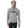 mikina OAKLEY B1B PO HOODIE Athletic Heather Grey