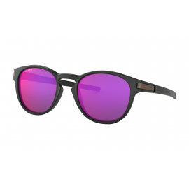 OAKLEY Latch MtBlkTrnsRed...