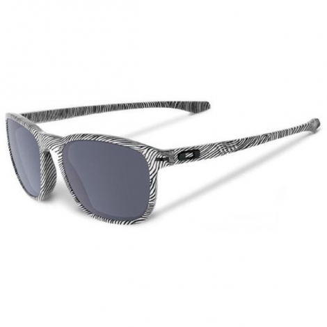 OAKLEY Enduro Fingerprint White/Grey