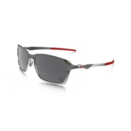 OAKLEY TinCan Black Chrome w/Black Irid Plrzd