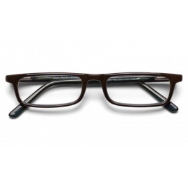 2399 CLARK READERS BRILLIANT BLACK +1.50